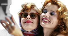 'Thelma & Louise' Stars Susan Sarandon and Geena Davis Reunite for 2014 Selfie -- The inventors of the Selfie are at it again as 'Thelma & Louise' stars Susan Sarandon and Geena Davis reenact an infamous moment from their classic road drama on Twitter. -- http://www.movieweb.com/news/thelma-louise-stars-susan-sarandon-and-geena-davis-reunite-for-2014-selfie