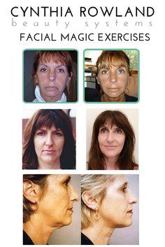cynthia rowland facial exercises