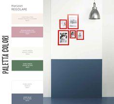 Rapida guida per colorare righe orizzontali regolari con paletta colori. Bar Chart, Desktop Screenshot, Bar Graphs