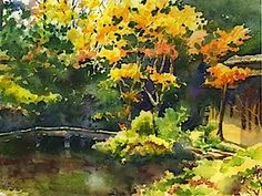 tom jones watercolor | Watercolor Painting: On The Net Artist Showcase Fall 2012 - Archives
