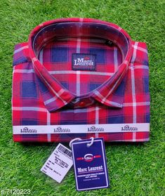 Checkout this latest Shirts Product Name: *Branded Casual Rich Cotton Checkered shirt for Men* Fabric: Cotton Sleeve Length: Long Sleeves Pattern: Printed Multipack: 1 Sizes: M (Chest Size: 38 in, Length Size: 29 in)  L (Chest Size: 40 in, Length Size: 30 in)  XL (Chest Size: 42 in, Length Size: 31 in)  XXL Easy Returns Available In Case Of Any Issue   Catalog Rating: ★4.1 (5554)  Catalog Name: Urbane Latest Men Shirts CatalogID_1136616 C70-SC1206 Code: 583-7120223-9911