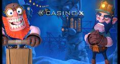 Активируйте сразу 30 фриспинов в игровом клубе Casino-X!.