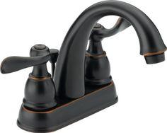 Delta Foundations B2596LF-OB Two Handle Centerset Lavatory Faucet, Oil Bronze DELTA FAUCET,http://www.amazon.com/dp/B0032S2MK8/ref=cm_sw_r_pi_dp_CGnWsb1Q7NQ23C8J.  $97