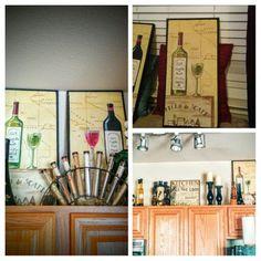 Wine portraits by Jenisha