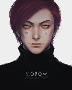 Hisoka Morow & Chrollo Lucilfer I kinda love their last name Follow me on   twitter   insta  