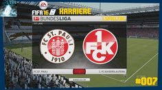 """Let's Play FIFA 16 Trainerkarriere #007 """"St.Pauli vs FCK"""" [XBOX One Game..."""