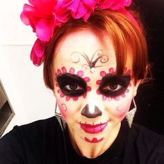 I love this look from @Sephora's #TheBeautyBoard http://gallery.sephora.com/photo/sugar-skull-20175