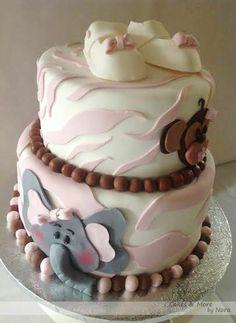 Would Make Safari Baby Shower Cake In Blue | Jungle Themed Baby Shower |  Pinterest | Safari Cakes, Safari Baby Shower Cake And Shower Cakes