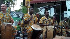Saturday, September 14 at 12-8:30 pm: Festival of Drum & Dance celebrating Atimevu's 10th anniversary. Enjoy live West African music and dance performances all day long at Demetral Park on Madison's east side. Click through for more details.