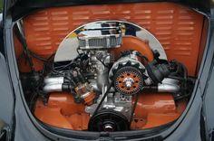 Vw Super Beetle, Vw Engine, Combi Vw, Vw Vintage, Boxer, Vw Beetles, Cars And Motorcycles, 4x4, Bugs