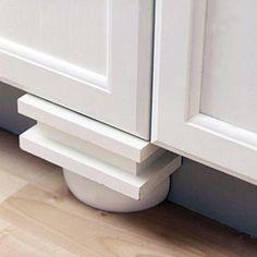 Faux Cabinet Foot