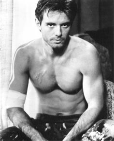 """Who doesn't smile and die a little every time he says, """"I came through time for YOU, Sarah.""""  {sigh}  (Michael Biehn)"""