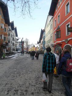 Kitzbuehel, Tyrol, Austria