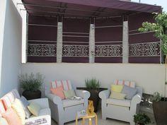 #PascalDelmotte #interiordesign #design #decorating #residentialdesign #homedecor #colors #decor #designidea #terrace #chairs Design Agency, Terrace, Villa, Curtains, Interior Design, Chair, Projects, Home Decor, Balcony