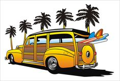 Ford Surfer Woody Car by cryingbear on DeviantArt California Logo, Cool Car Drawings, Surf City, Woody, User Profile, Cool Cars, Surfing, Disney Characters, Fictional Characters