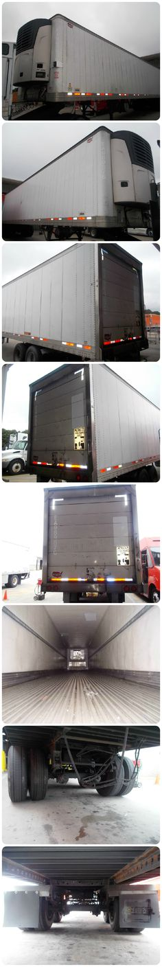 Clearance #Sale: '09 Wabash Reefer Trailer w/ 8,154 Hours. Was: $36,070, Now: $29,970. #Save $6,100 - http://www.schneidertrucks.com