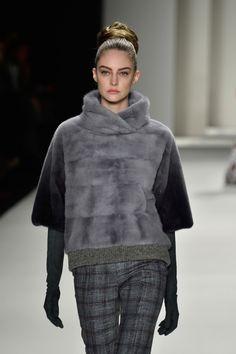 Carolina Herrera NY Fashion Week 2014