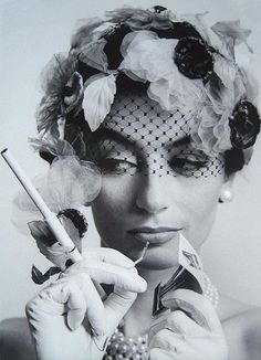 Anouk Aimée http://www.ebay.com/itm/WILLIAM-KLEIN-Signed-Original-1963-Photograph-Anouk-Aimee-Paris-1963-Vogue-/380221943596