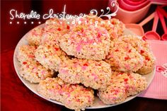7 Different Valentine's Rice Krispie Treats Decorating ideas