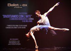 """balletex.com - Rassegna """"Divertiamoci con l'arte"""""""