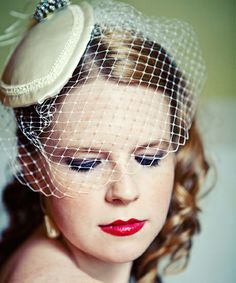 Vintage-Obsessed? You'll Love This '40s-Themed Garden Wedding #refinery29  http://www.refinery29.com/vintage-garden-wedding. http://www.refinery29.com/vintage-garden-wedding#slide