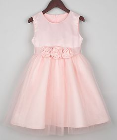 1c5f47f50a143 Blush Pink A-Line Flower Girl Dress - Toddler   Girls available in both  sizes
