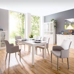 Simplitatea îi oferă designului mesei Oriana un stil fără vârstă. #mobexpert #stoclimitat #reduceri #mobilierdining #mesedining Dining Bench, Kitchen Design, Hot, Furniture, Home Decor, Houses, Dining Room Bench, Cuisine Design, Decoration Home