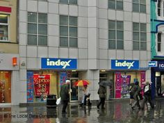 Littlewoods Index when it was on the highstreet
