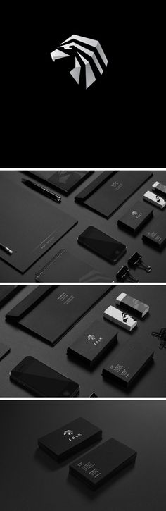 Falk by Perconte | #stationary #corporate #design #corporatedesign #identity #branding #marketing < repinned by www.BlickeDeeler.de | Take a look at www.LogoGestaltung-Hamburg.de