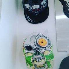 @Hatrack_FR: #Unik #Skull #Cap #Collab #Hatarck #Gomjahrash #CapArt #Art #StreetWear #Design #Style #Hr https://t.co/eq26nSKWKe https://t.co/SneUIrLeN1