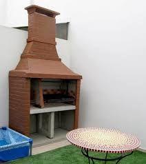 Resultado de imagen para asadores de ladrillo con chimenea Barbacoa, Bench, Storage, Furniture, Home Decor, Fire Places, Hipster Stuff, Purse Storage, Barbecue