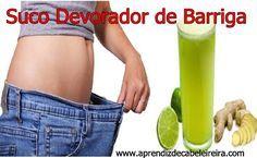 Suco Devorador de Gordura 4 kg em 1 semana