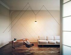 Lámpara String Lights por Michael Anastassiades / Officio Mondó