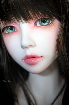 BJD Narae @ Atelier Momoni on Flickr