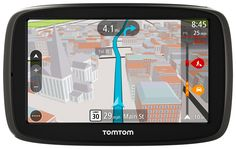 TomTom GO 50 S Portable Vehicle GPS