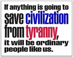 Obama gave a speech the other day to a group of Graduates students.  He told them to ignore the Libertarians!  He said they are going to fill your minds about false Tyranny.  Pretty funny when the head of the Tyranny warns against our party!  Looks like we are on the right track when Obama is fearing us!  Like and Repin if you agree!!!!