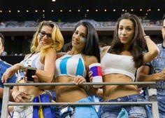 Copa America 2016'nın En Seksi Latin Taraftarları – Taraftar Kızlar