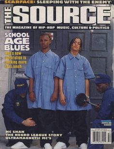 #RIP Chris Kelly | Photo: Chi Modu (#TheSource: Oct 1993) #kriskross #sosodef #hiphop #rap #90s #90shiphop #90srap #hiphopmagazine