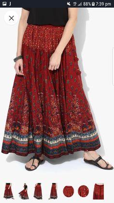 Cotton Skirt, Anarkali, Kurti, Plum, Beautiful Dresses, Burgundy, Corner, Boho, Projects