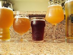 Next Round: The right glass matters (Beer!)