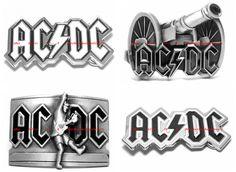 BBM0055 AC DC Rock N Roll Music Heavy Metal Rock Band Belt Buckle   eBay 0fbbb5f4dbb