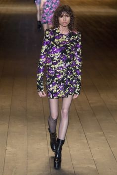 Saint Laurent Fall 2018 Ready-to-Wear Collection - Vogue