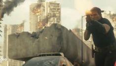 The Tomorrow War at W Peachtree Street - filming location Actor Chris Pratt, Thriller Film, Street Fights, Filming Locations, School Teacher, Time Travel, War, Entertaining, Funny