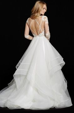$3995 Hayley Paige at Nordstrom, back view
