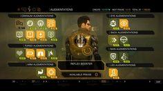 Deus Ex skill tree
