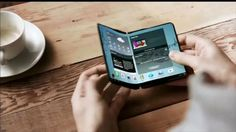Telecom Press: Samsung's first folding smartphone to be released in 2017