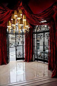 Hôtel Banke , 20 rue Lafayette - Paris 9