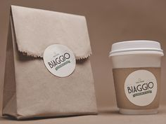 Packaging Design for BIAGGIO FoodTruck