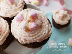Kucina di Kiara: Cupcake Paradiso al Cioccolato con Marshmallow