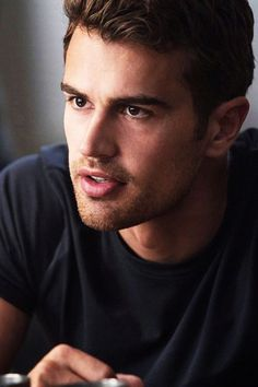 """""""I can't help you, Clara, unless you help me."""" - Connor (Theo James)"""
